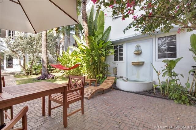 727 14th Pl #4, Miami Beach, FL 33139 (MLS #A10689523) :: Green Realty Properties