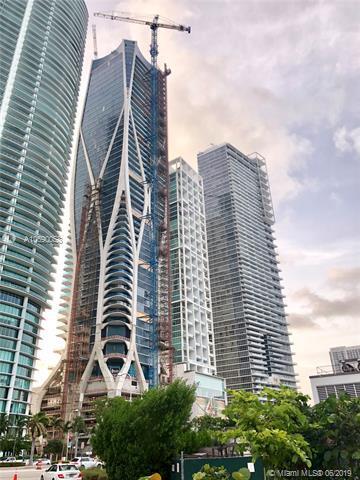 1040 Biscayne Blvd #1708, Miami, FL 33132 (MLS #A10690058) :: The Adrian Foley Group