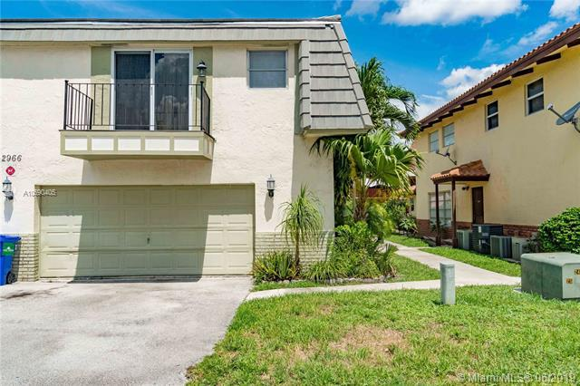 2966 NW 89th Ter 15-4, Coral Springs, FL 33065 (MLS #A10690405) :: Castelli Real Estate Services