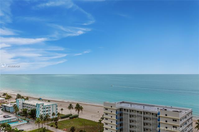 2101 S Ocean Dr #1705, Hollywood, FL 33019 (MLS #A10690439) :: The Teri Arbogast Team at Keller Williams Partners SW
