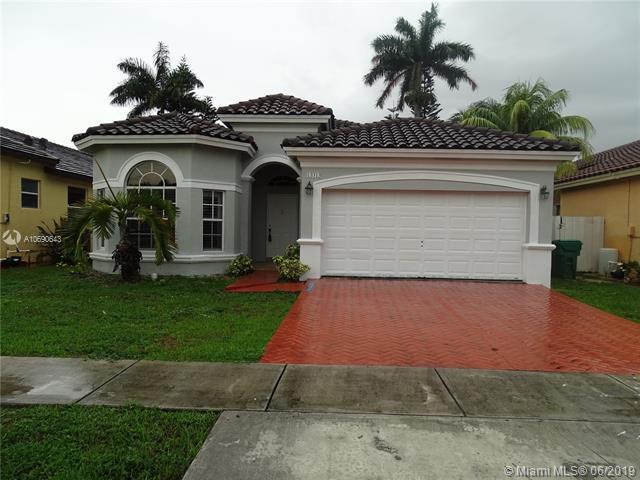 13313 SW 52nd St, Miramar, FL 33027 (MLS #A10690643) :: Laurie Finkelstein Reader Team