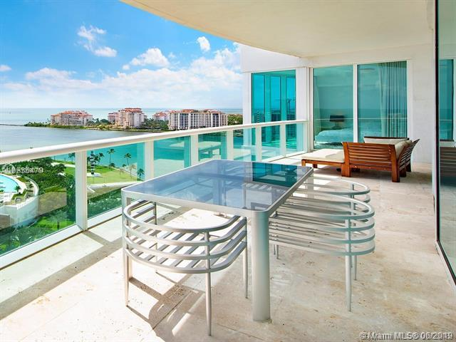 1000 S Pointe Dr #1507, Miami Beach, FL 33139 (MLS #A10690704) :: The Paiz Group