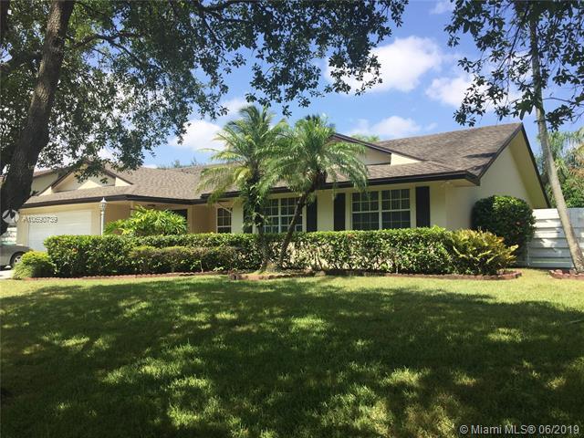 14733 SW 153rd Ct, Miami, FL 33196 (MLS #A10690739) :: EWM Realty International