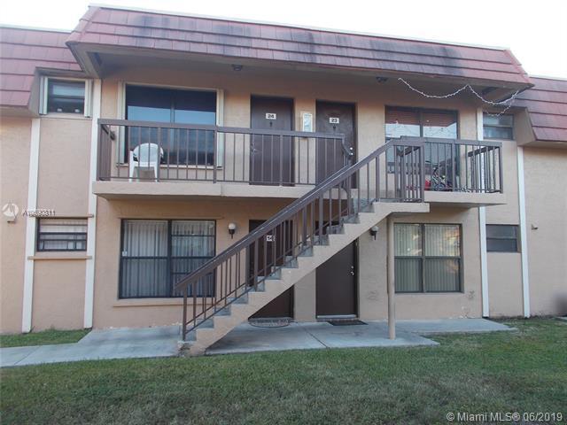 14863 SW 104th St 27-24, Miami, FL 33196 (MLS #A10690811) :: EWM Realty International