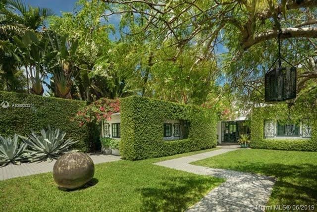 4437 Sheridan Ave, Miami Beach, FL 33140 (MLS #A10690832) :: GK Realty Group LLC