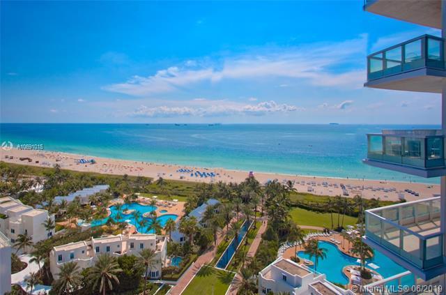 100 S Pointe Dr #810, Miami Beach, FL 33139 (MLS #A10691015) :: Grove Properties