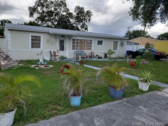 2860 NW 164th St, Miami Gardens, FL 33054 (MLS #A10691177) :: The Paiz Group