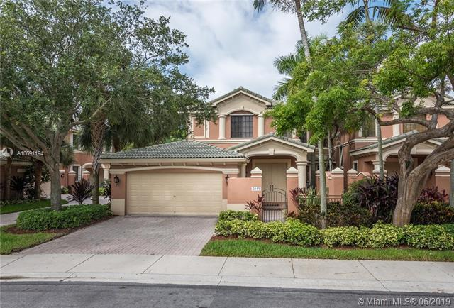 2845 Kinsington Cir 16-3, Weston, FL 33332 (MLS #A10691194) :: United Realty Group