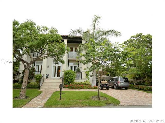 462 Ridgewood Rd, Key Biscayne, FL 33149 (MLS #A10691258) :: Grove Properties