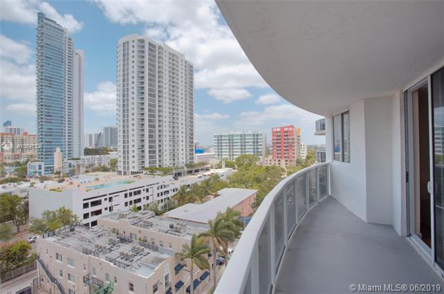 601 NE 23 #1704, Miami, FL 33137 (MLS #A10691336) :: The Adrian Foley Group
