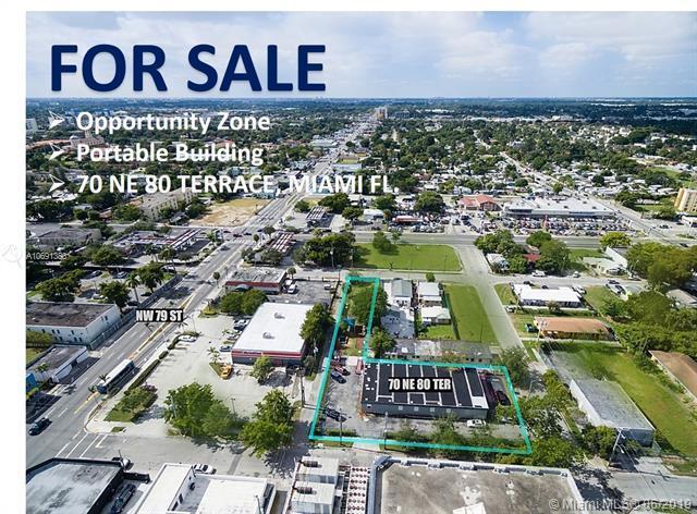 70 NE 80th Ter, Miami, FL 33138 (MLS #A10691383) :: The Jack Coden Group