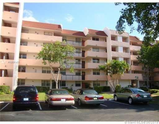 7080 Environ Blvd #524, Lauderhill, FL 33319 (MLS #A10691480) :: Berkshire Hathaway HomeServices EWM Realty