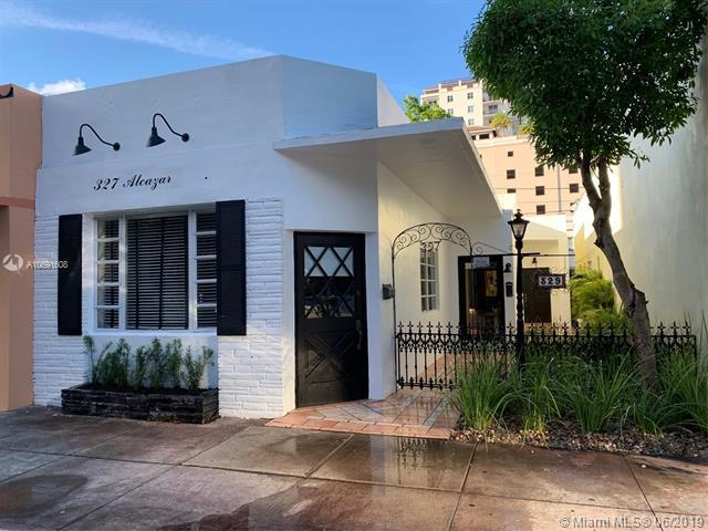 327 Alcazar Ave, Coral Gables, FL 33134 (MLS #A10691608) :: EWM Realty International