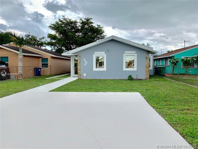 3666 NW 188th St, Miami Gardens, FL 33056 (MLS #A10691692) :: The Riley Smith Group