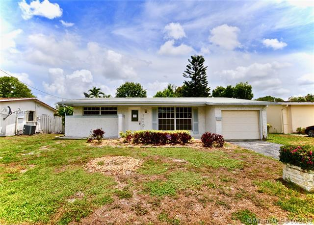 7660 NW 21st Ct, Sunrise, FL 33322 (MLS #A10691728) :: United Realty Group