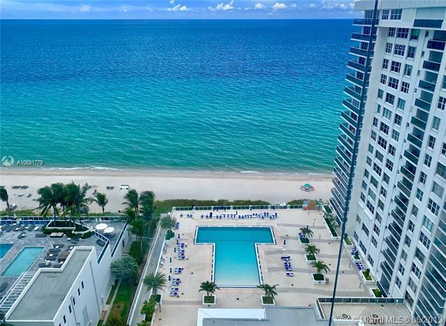 2751 S Ocean Dr N4ph, Hollywood, FL 33019 (MLS #A10691779) :: United Realty Group