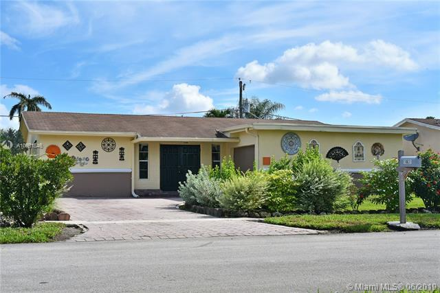 10631 NW 28th St, Sunrise, FL 33322 (MLS #A10691846) :: Green Realty Properties