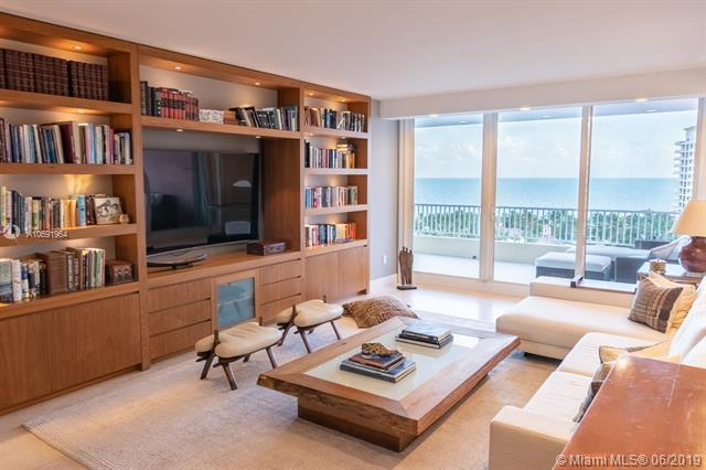 781 Crandon Blvd #1102, Key Biscayne, FL 33149 (MLS #A10691964) :: The Riley Smith Group