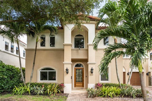 1650 Micanopy Ave, Miami, FL 33133 (MLS #A10692034) :: The Brickell Scoop
