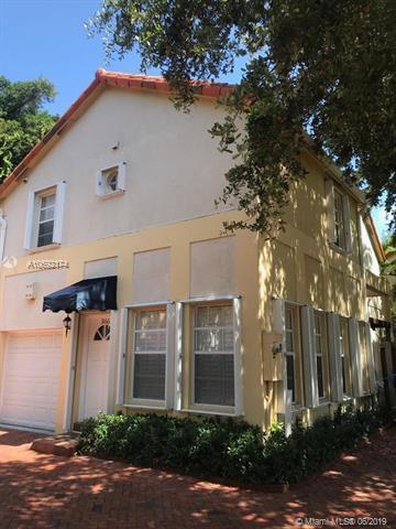 3166 Virginia St #6, Miami, FL 33133 (MLS #A10692174) :: The Brickell Scoop