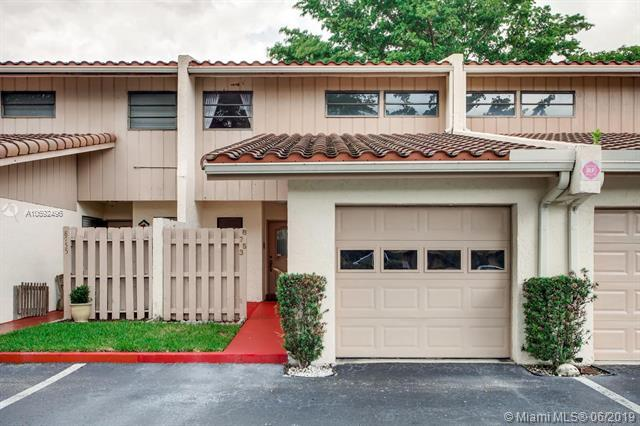8753 NW 35th St B-2, Coral Springs, FL 33065 (MLS #A10692496) :: The Kurz Team