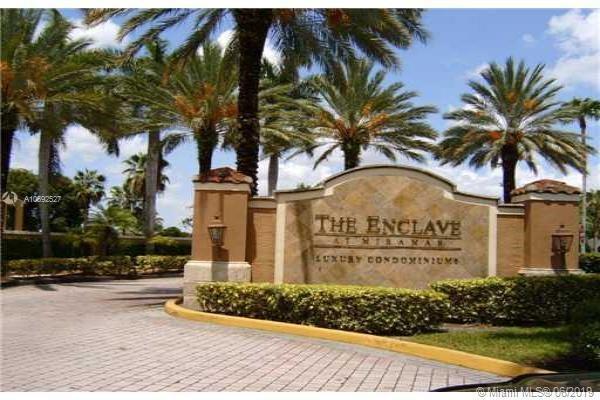 2113 Renaissance Blvd #207, Miramar, FL 33025 (MLS #A10692527) :: The Paiz Group