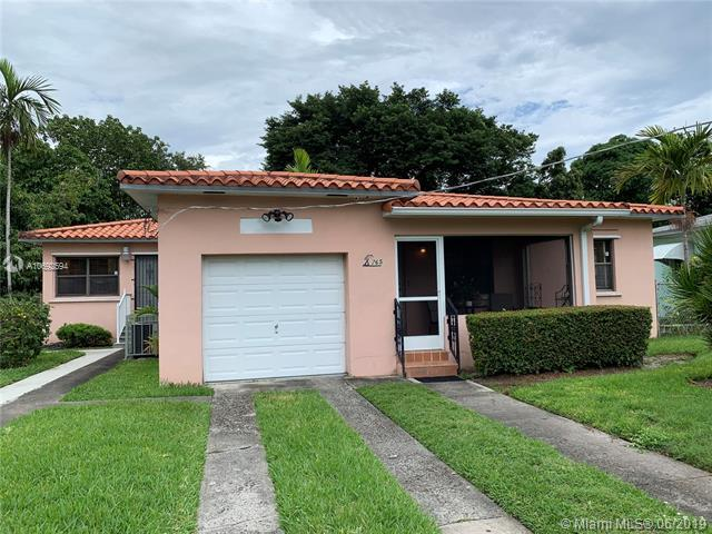 765 NW 43rd St, Miami, FL 33127 (MLS #A10692594) :: Castelli Real Estate Services