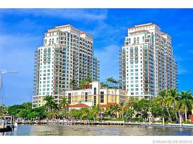610 W Las Olas Blvd 514N, Fort Lauderdale, FL 33312 (MLS #A10692697) :: The Kurz Team