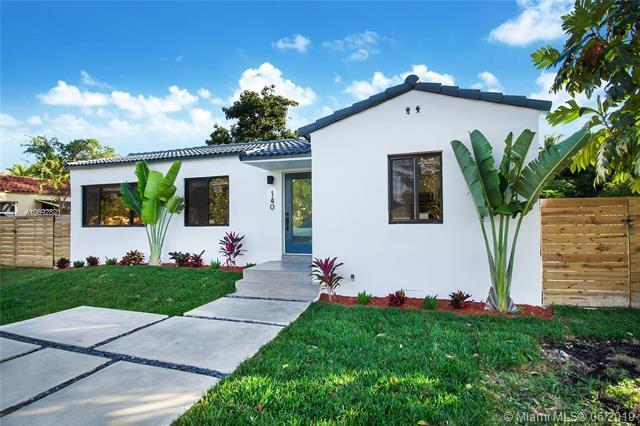 140 NW 89th St, El Portal, FL 33150 (MLS #A10692821) :: Castelli Real Estate Services