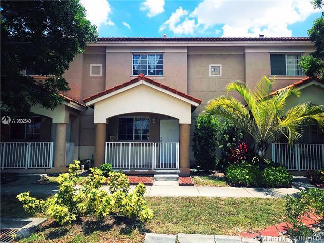 119 E 4th St #4, Hialeah, FL 33010 (MLS #A10692849) :: Berkshire Hathaway HomeServices EWM Realty