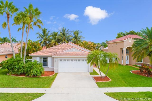 1030 NW 191st Ave, Pembroke Pines, FL 33029 (MLS #A10693034) :: The Teri Arbogast Team at Keller Williams Partners SW