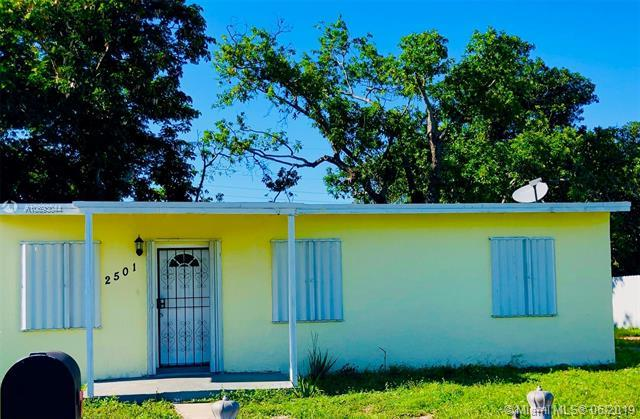 2501 NW 157th St, Miami Gardens, FL 33054 (MLS #A10693044) :: Grove Properties