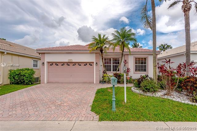 3150 Bayberry Way, Margate, FL 33063 (MLS #A10693299) :: The Brickell Scoop