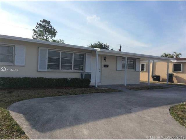 4201 NW 12th Ter, Oakland Park, FL 33309 (MLS #A10693303) :: The Brickell Scoop