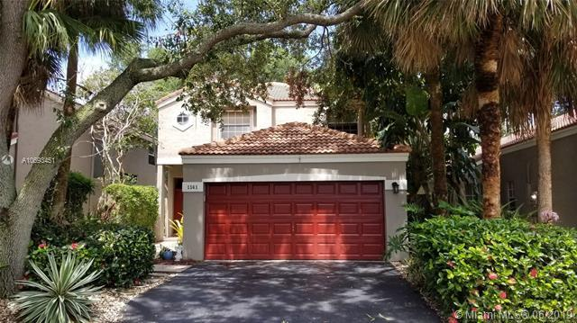 1141 NW 111th Ave, Plantation, FL 33322 (MLS #A10693451) :: The Riley Smith Group