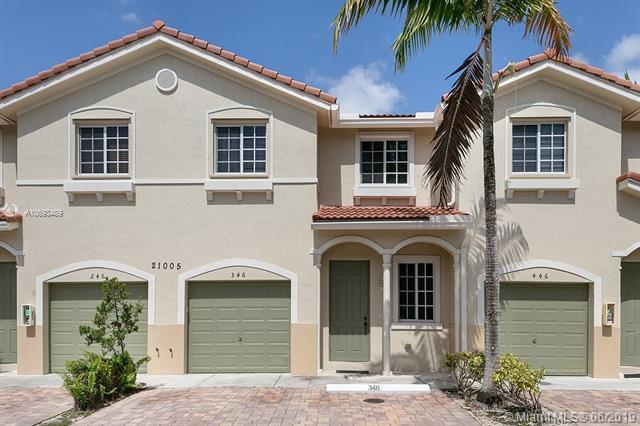 21005 NW 14th Place 346 #3, Miami Gardens, FL 33169 (MLS #A10693489) :: Albert Garcia Team