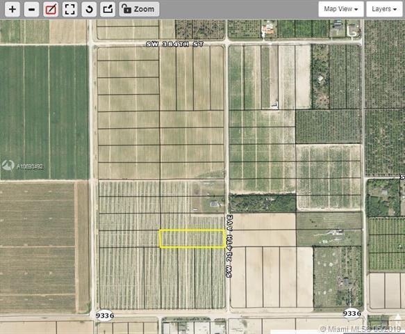 39000 SW 214 Av, Homestead, FL 33034 (MLS #A10693492) :: Green Realty Properties