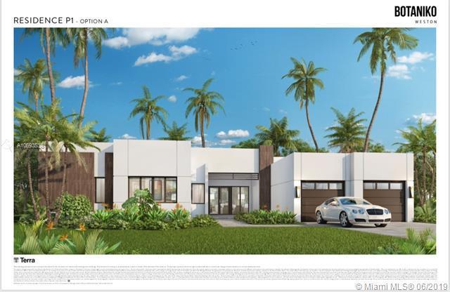 16713 S Botaniko Dr S, Weston, FL 33326 (MLS #A10693538) :: Green Realty Properties