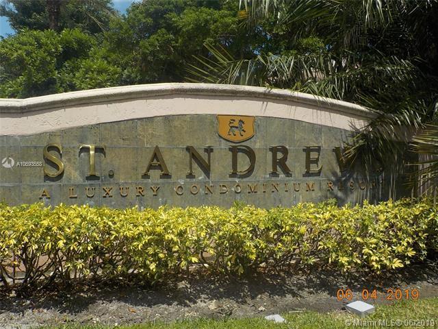 12142 Saint Andrews Pl 103 BLDG 7, Miramar, FL 33025 (MLS #A10693558) :: Laurie Finkelstein Reader Team