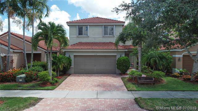 1374 Majesty Ter, Weston, FL 33327 (MLS #A10693577) :: The Teri Arbogast Team at Keller Williams Partners SW