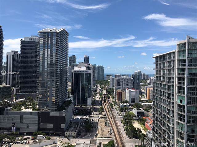 92 SW 3rd St #3105, Miami, FL 33130 (MLS #A10693692) :: ONE Sotheby's International Realty