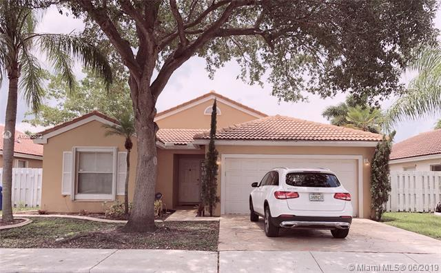16547 NW 3rd St, Pembroke Pines, FL 33028 (MLS #A10693872) :: The Rose Harris Group
