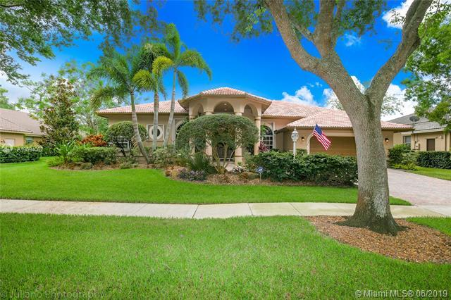 6464 NW 72nd Pl, Parkland, FL 33067 (MLS #A10694062) :: The Teri Arbogast Team at Keller Williams Partners SW