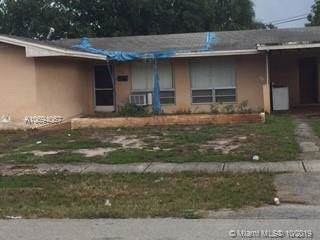 3850 NW 7th St, Lauderhill, FL 33311 (MLS #A10694067) :: Grove Properties