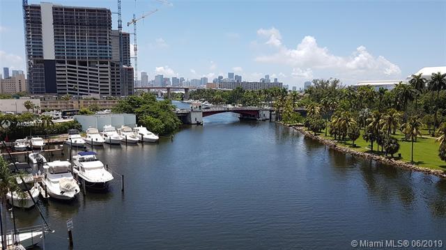 1740 NW North River Dr #612, Miami, FL 33125 (MLS #A10694177) :: Grove Properties