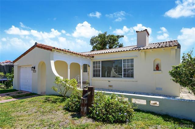 8919 Emerson Ave, Surfside, FL 33154 (MLS #A10694261) :: Green Realty Properties