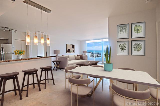 90 Alton Rd #2703, Miami Beach, FL 33139 (MLS #A10694426) :: Grove Properties