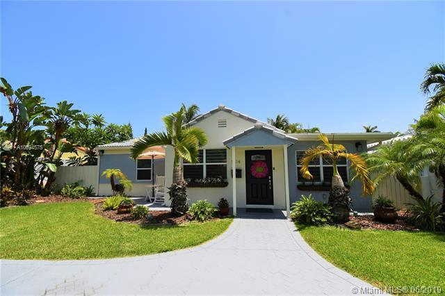 1534 Rodman St, Hollywood, FL 33020 (MLS #A10694575) :: GK Realty Group LLC