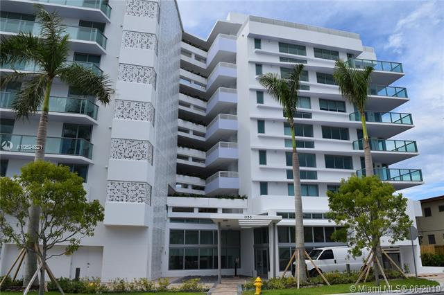 1133 102nd Street #602, Bay Harbor Islands, FL 33154 (MLS #A10694821) :: Green Realty Properties