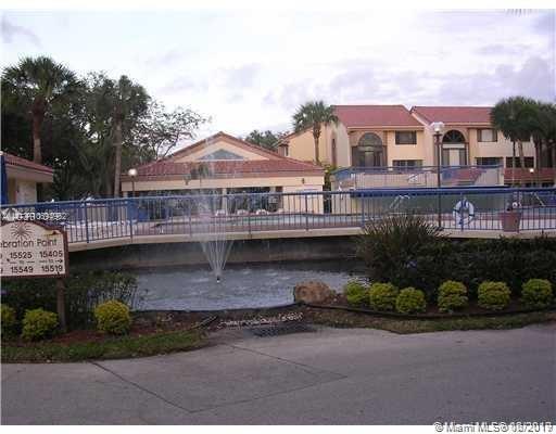 15495 N Miami Lakeway N #108, Miami Lakes, FL 33014 (MLS #A10694962) :: RE/MAX Presidential Real Estate Group